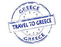 Travel to Greece Royalty Free Stock Photo