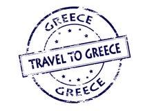 Travel to Greece Royalty Free Stock Photos