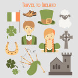 Travel to Ireland Stock Photography