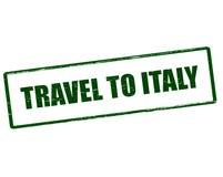 Travel to Italy Royalty Free Stock Photo