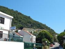 Travel to Montenegro on the Adriatic Sea royalty free stock image