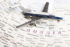 Travel to Moscow Royalty Free Stock Photography
