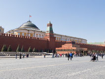 Travel to Moscow Royalty Free Stock Photos