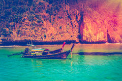 Travel to the paradise island Royalty Free Stock Images