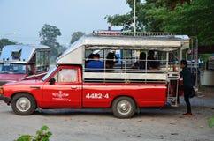 Travel to Phu Kradueng, Loei Stock Images