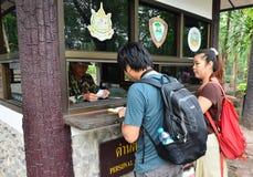 Travel to Phu Kradueng, Loei Royalty Free Stock Photography