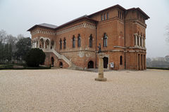 Travel to Romania: Mogosoaia Palace  Royalty Free Stock Images