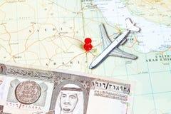 Travel to Saudi Arabia Stock Image