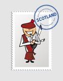 Travel to Scotland Royalty Free Stock Photos