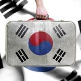 Travel to South Korea royalty free stock photo