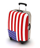 Travel to USA Stock Photography