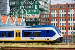 Travel to Zaandam Royalty Free Stock Photo