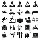 Travel and Tour Vector Icons Very trendy and useful for Traveling Projects. vector illustration