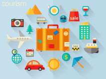 Travel and tourism concept Royalty Free Stock Image