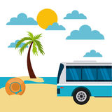 travel and tourism design Stock Images