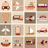 Travel and Transportation Stock Photography