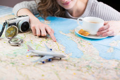 Travel , trip vacation, tourism Royalty Free Stock Image