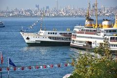 Bosphorus Ä°stanbul, Turkey stock photography