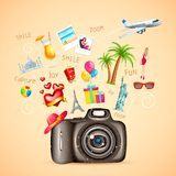Travel Vacation Royalty Free Stock Images