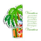 Travel vacation  background,vector Stock Photos