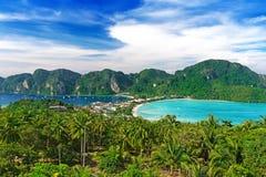 Travel vacation background Stock Image