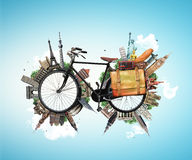 Travel and vacation Stock Image