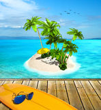 Travel and vacation concept Stock Photo