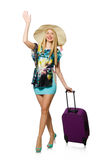 Travel vacation concept Stock Images