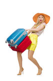 Travel vacation concept Stock Photo