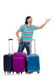 Travel vacation concept Stock Photography