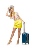 Travel vacation concept Stock Image