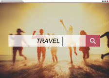 Travel Vacation Holiday Tourism Leisure Destination Concept Stock Photography
