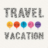 Travel vacation Stock Photography