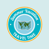 Travel vacations  design Stock Photo