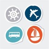 Travel vacations Stock Photo