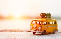 Travel van Stock Photo
