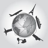 Travel vector Royalty Free Stock Photo