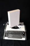 Travel Vintage Typewriter Stock Image