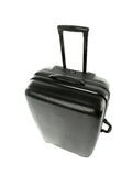 Travel Warrior Suitcase. A very large hard shell travel case Stock Photos
