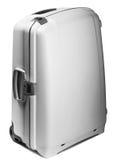 Travel white bag Royalty Free Stock Images