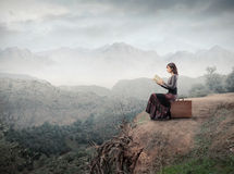 Travel With Fantasy Stock Images