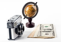 Travel the wold Stock Image