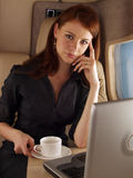 Travel woman. Royalty Free Stock Image