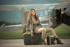 Travel woman Stock Photos