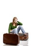 Travel woman Royalty Free Stock Photo