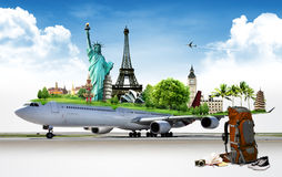 Travel the world Royalty Free Stock Image