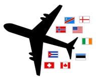 Travel world Royalty Free Stock Image
