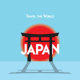 Travel the World - Japan Stock Photo