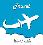 Travel world wide Royalty Free Stock Photography