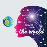 Travel the world Stock Photography